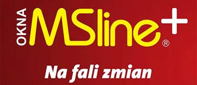 Logotyp MSline+