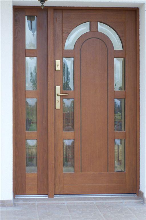 Groovy Drzwi zewnętrzne AY33