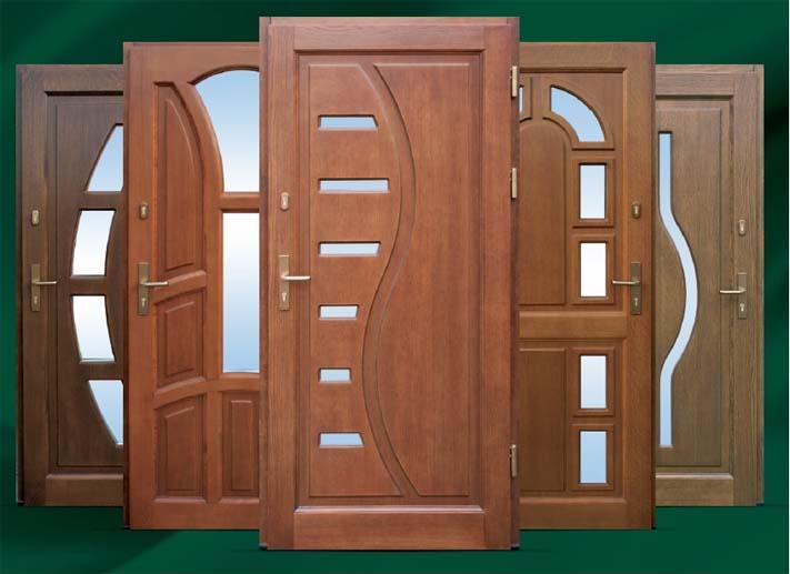 Bardzo dobra Drzwi zewnętrzne HU95